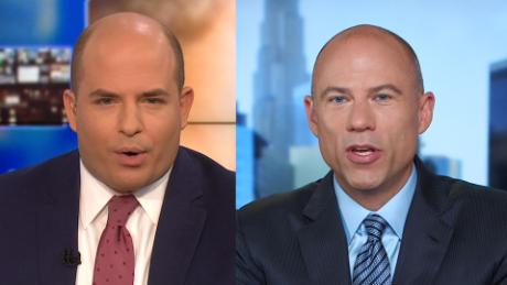 CNN's Stelter Wonders If What He Did With Avenatti 'Was That Stupid' And The Answer Is Yes