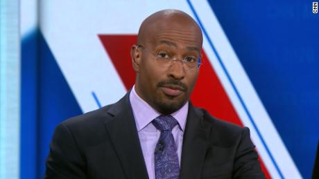 Move Over Don Lemon, Van Jones Gives Us CNN's Most Racists Rant Yet Targeting Dems In Iowa