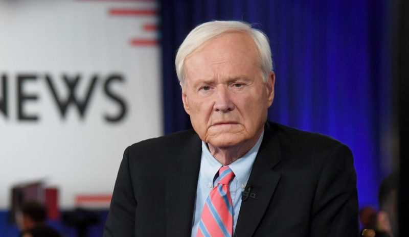 Video: People Demand MSNBC's Matthews Fired After Nazi Comments