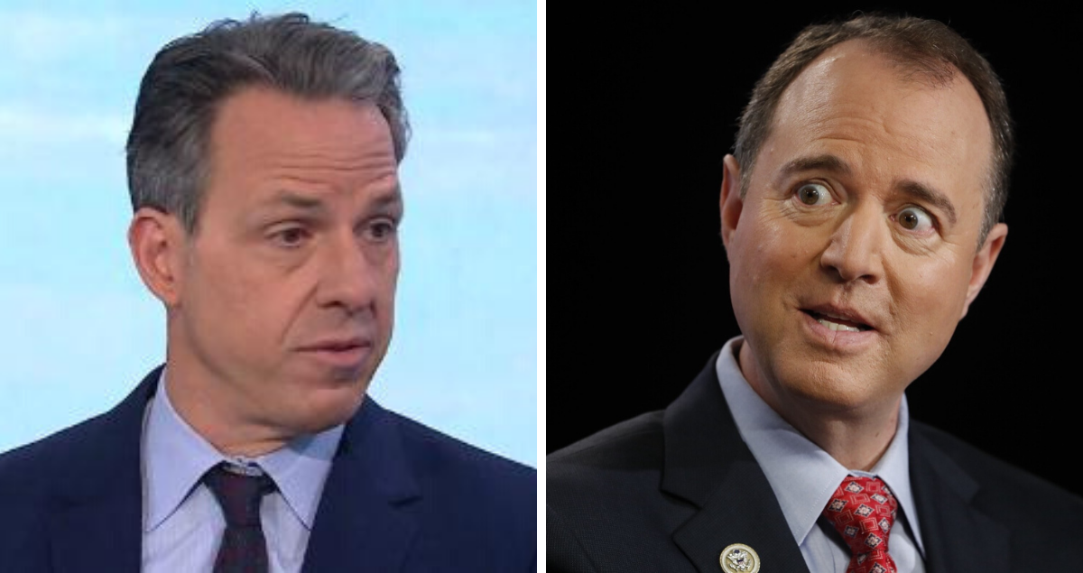 Hell Freezes Over: CNN Blows Up Schiff Russia Recent Claim About President Trump
