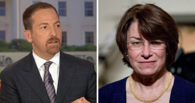 Foul Play: MSNBC's Chuck Todd Business Relationship With Dem Nominee Exposed