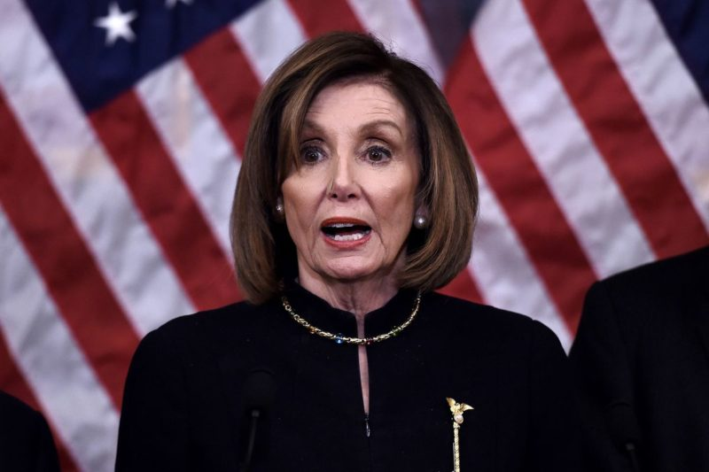 Pelosi Laughably Attempts To 'Honor' Tuskegee Airmen After Dishonoring Them At SOTU