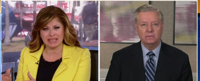 Watch: Senator Graham Is Going Hunting For Hunter & Wait Until You See His Witness List