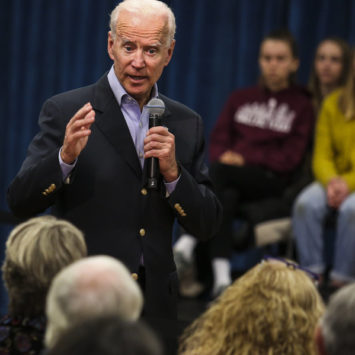Biden's Comment To Women In New Hampshire Have Everyone Thinking, What The Heck Is Wrong With Him?