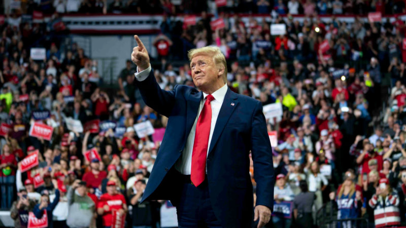 Forget The Coronavirus: Staggering Data From Trump Rallies Is The Real Reason Dems Want Them Shut Down, It Scares Them To Death