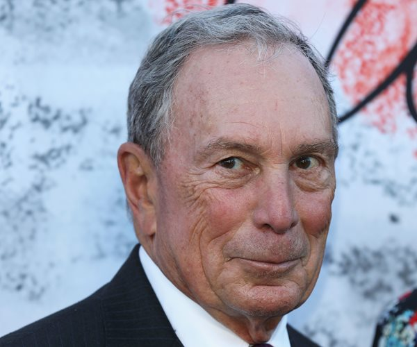 Back In The Shadows: Bloomberg Just Dropped Another Boat Load Of Cash To Stop A Trump Campaign Initiative