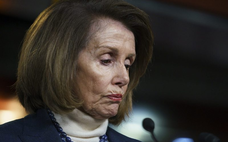 Pelosi Just Waved The White Flag Signals She Will Stop Holding America Hostage