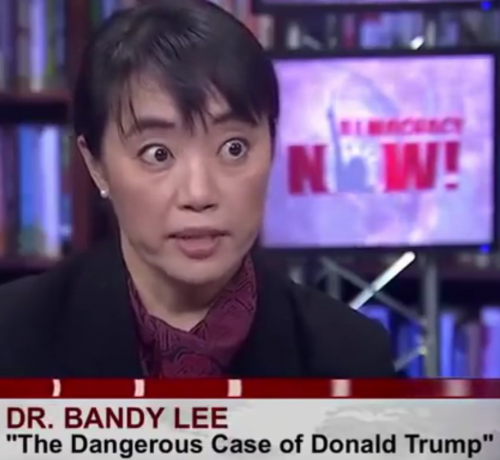 Yale Shrink Won't Comment On Biden Citing 'Professional Standards' After Just Claiming Trump Is Mentally Unfit For Office