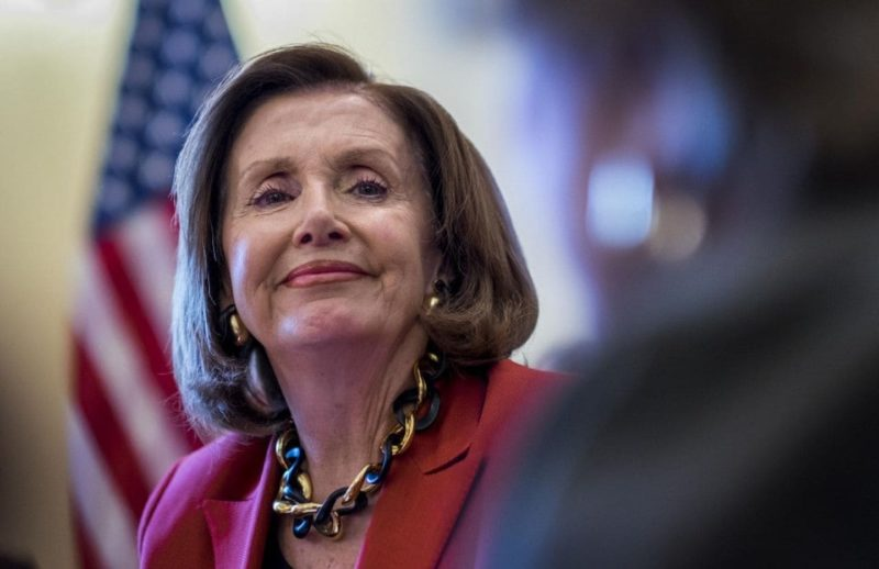 What Nancy Pelosi Did To The Newest Relief Bill Is Just Evil