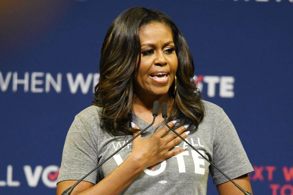 Look Who Just Showed Up: Michelle Obama Schedules Rally In Key Battleground State