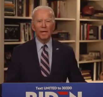 Watch: Biden's First Shadow Briefing Was A Laughable Failure