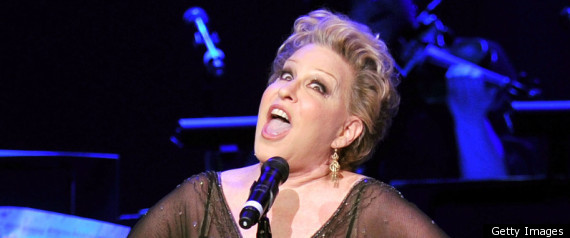 Bette Midler Is Starting A Dangerous Trump Conspiracy Theory
