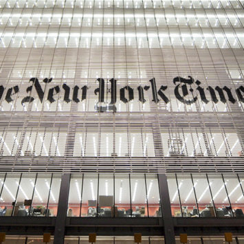 Unbelievable! NYT's Writer Posts The Craziest Chinese BS Propaganda To Date, Helps China's Cover-Up