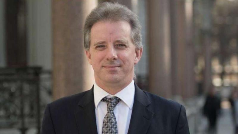 """Dem Lawyer Involved In The """"Steele Dossier"""" Is Squeezing A State To Allow Ballot Harvesting"""