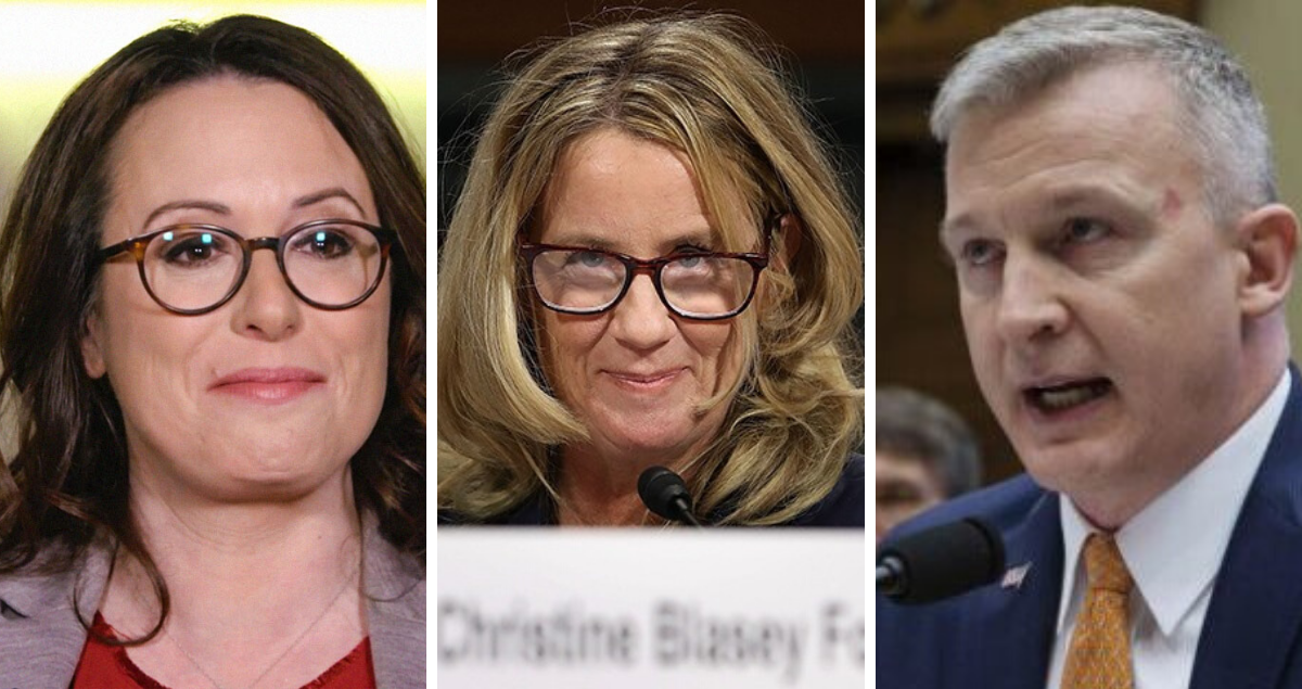 The New 'Whistleblower': NYT, Blasey Ford Lawyers & Dems Collude, Create Fake Story To Impeach Trump Over Hydroxychloroquine