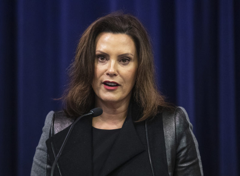 Things Just Got A Whole Lot Worse For Gov. Whitmer After New Lawsuit Is Launched