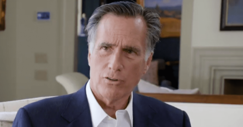Watch: Romney Gets Nasty Attacks Trump While Praising The WHO, 'The Key In Leadership Is Recognizing When You're Not…'