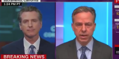 Dem Governor Makes CNN's Tapper Look Like A Fool & Blows Up Media Narrative With Facts