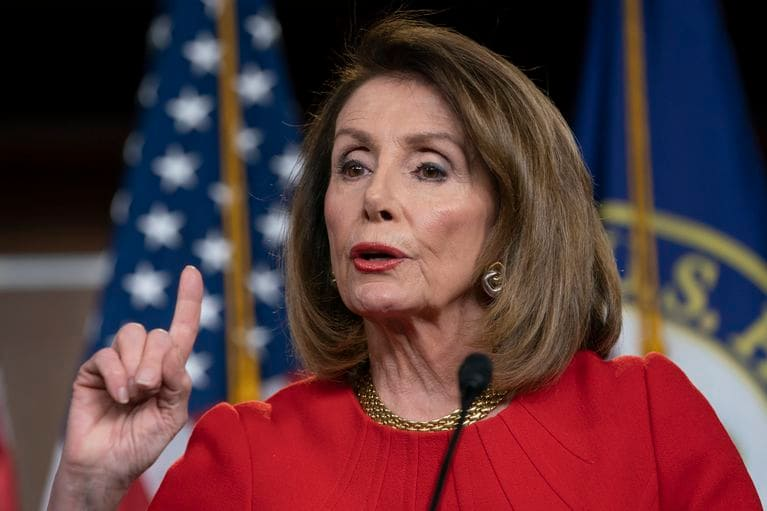 Pelosi Flips Out! Now She's Going To Hold The Economy Hostage, 'Congress Will Not…'