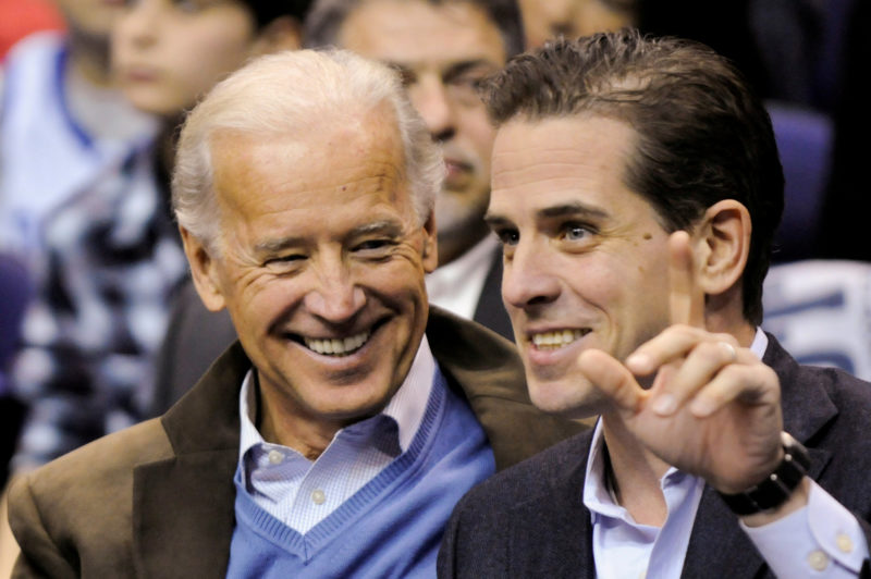 Busted! Hunter Biden Still Getting Big Money From China Despite Claiming He Resigned