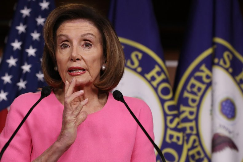 Pelosi Unleashes Her Biggest Lie During The Pandemic Yet
