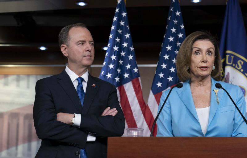 House Dems Freakout! Trump Just Did A Pre-Emptive Strike In One 'Swoop' Foiling Their Plans