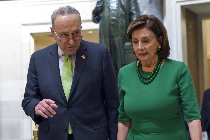 Watch: Ignore The Media Spin, Pelosi And The Dems Just Caved Big Time! Trump Wins Again!