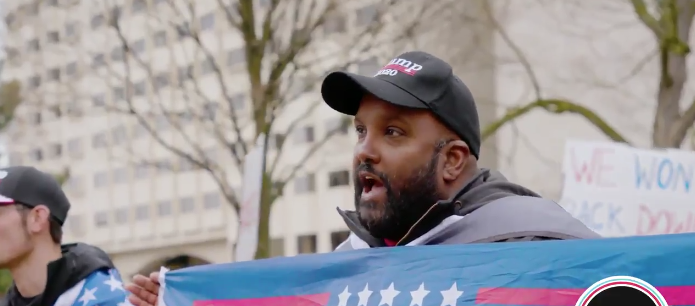 Gov. Whitmer Just Called This Man A Racist, 'As A Man Of Color All I Want Is My Dignity Back, I Just Want To…'