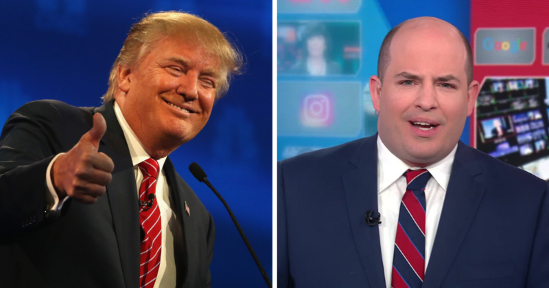 'Science' Has Spoken! Doctors From 30 Countries Agree With Pres Trump, CNN's Brian Stelter Looks Like A Fool