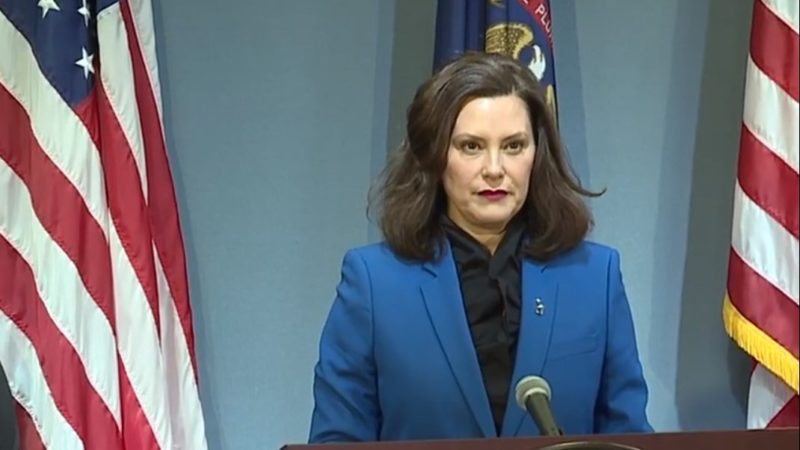 Whitmer Lashes Out At Michiganders After Getting Her Tail Handed To Her By A Judge