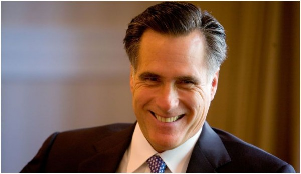Romney Tips The Balance In Senate Breaks With Republicans On Vote-By-Mail