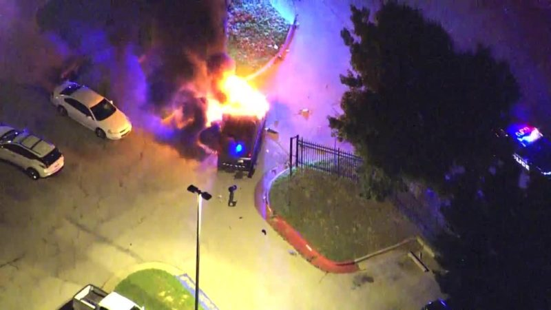 'This is not Seattle.' Says District Attorney & Charges 3 Rioters With Terrorism