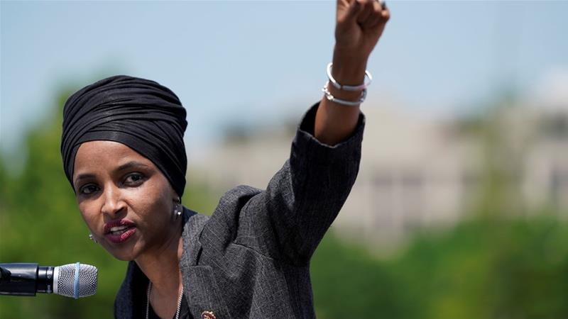 Rep. Ilhan Omar Intros Bill To Criminalize Police Using Force To Stop Protesters & 'Modify' The Insurrection Act
