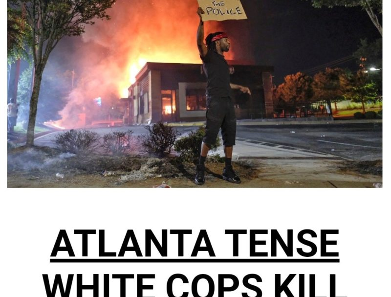 Unbelievable: The Once Conservative Drudge Report Is Now Fueling The Violent Riots