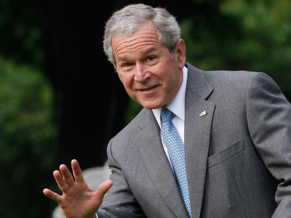 George W. Bush Officials Are Doing Everything They Can To Get Biden Elected…Rhino Alert!