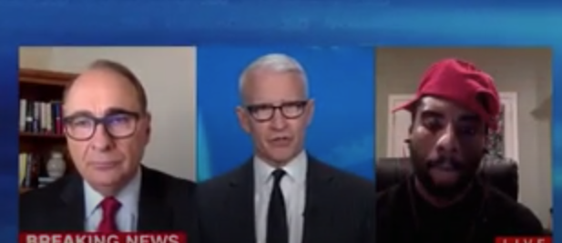 Round 2: Biden Isn't Fooling Anybody, Charlemagne Goes After Him Again (VIDEO)