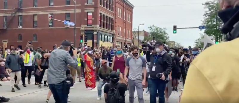 Not Woke Enough: Protestors Turn On Minneapolis Mayor After He Won't Give Into Their Insane Demands