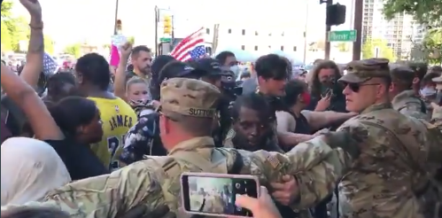 Pure Evil: This Is What Trump Supporters Had To Endure To Attend The Tulsa Rally (VIDEO) Even Fox News Ignored This