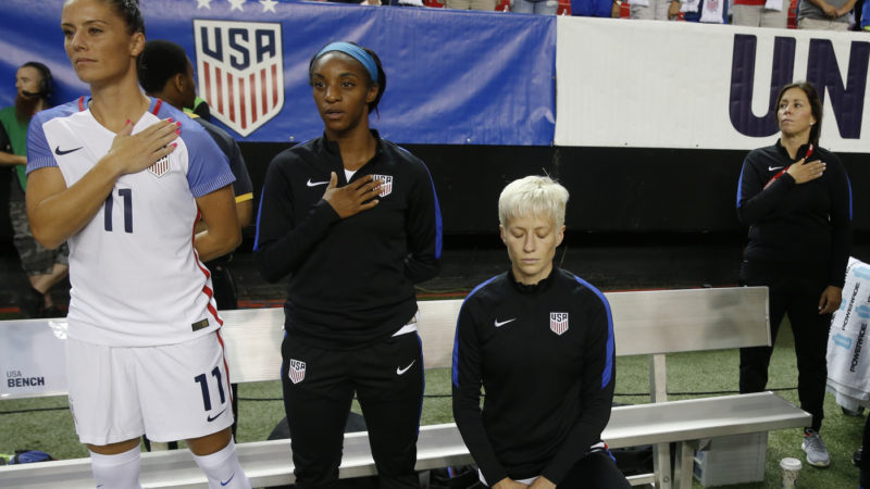 It's Time To 'DEFUND' USA Soccer After Their Board Decides To Disgrace The National Anthem