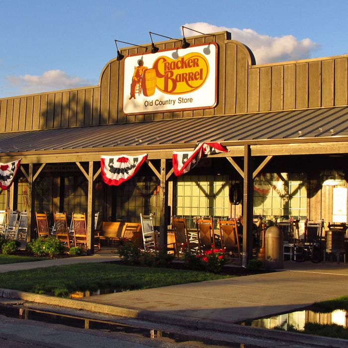 RIP Cracker Barrel As The Woke Mob Targets Restaurant Chain, 'You Get A Whiff Of Jim Crow. And Biscuits,' Says Activists…This Is Getting Insane