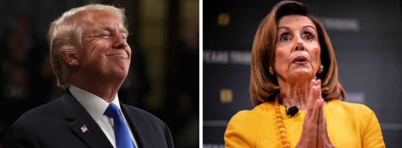 Dems Find Themselves In A Deep Quagmire, These Numbers Don't Lie…President Trump Was Right All A Long