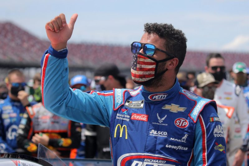 Bubba Wallace Cashes In: Just Scored Some Big Bucks After 'Noose' Controversy