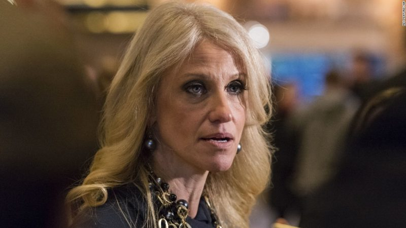 Creepy: NYTs Reporter Tries To Justify Sharing Video Of 15 Year Old Daughter Of Kellyanne Conway