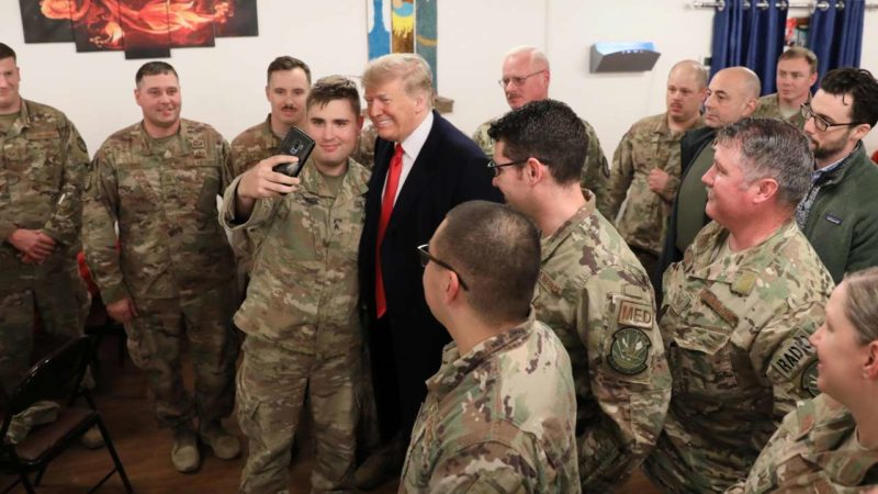 Army Says Sorry Over Mass Email Claiming MAGA = 'White Supremacy'