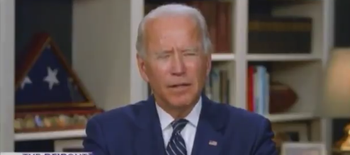 Watch As Biden Botches Interview, Not Even The Basement Can Cover Up His Cognitive Decline Anymore
