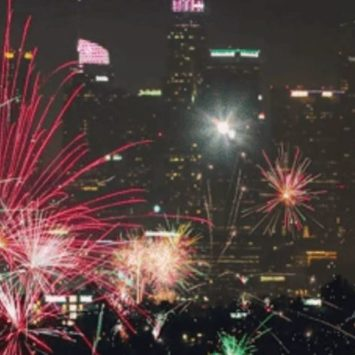 AMERICA!! Fed Up Los Angeles Residents Flip Garcetti The Bird & Light Up The Sky With Fireworks…The Silent Majority