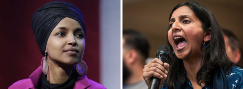 Watch: Rep. Omar & Radical Seattle City Council Member Issue New Demands & Warn If You Oppose, 'We Are Coming For You,'