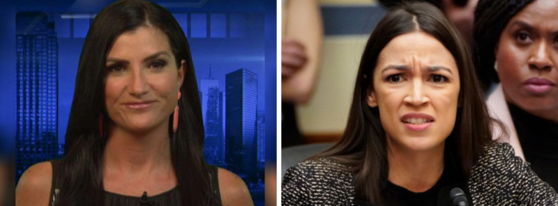 Conservative Dana Losech Silences AOC…She Bit Off Way More Than She Could Chew