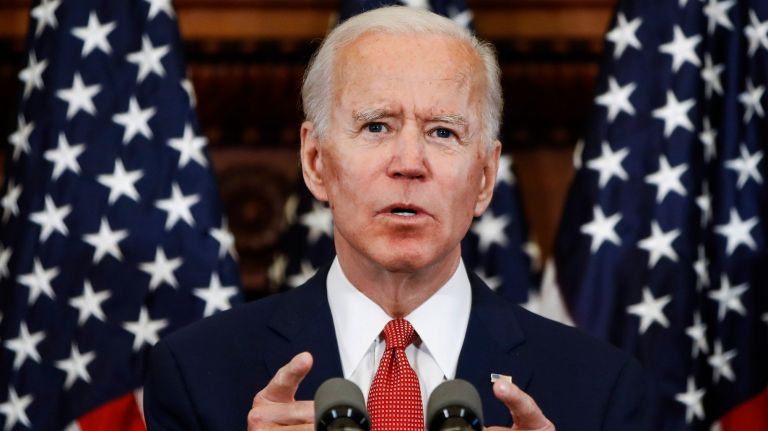 Biden Joins The Squad To 'Dismantle US Economy' Declares 'Shareholder Capitalism' Is Over