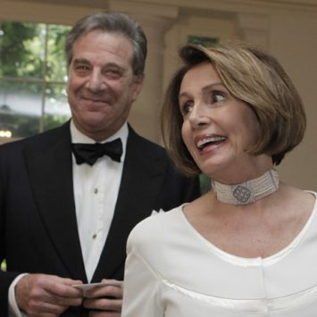 Pelosi Caught With Her Hands In The Cookie Jar! Profited Off The Paycheck Protection Program